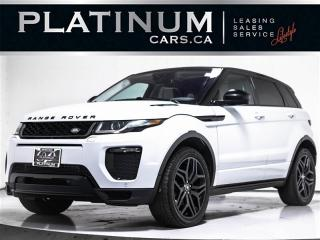 Used 2016 Land Rover Evoque HSE DYNAMIC, AWD, NAV, PANO, CAM, DRIVER ASSIST for sale in Toronto, ON