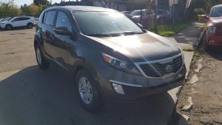 Used 2012 Kia Sportage LX for sale in Edmonton, AB