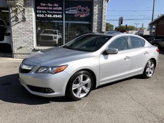Used 2014 Acura ILX Berline 4 portes, groupe Tech for sale in Longueuil, QC