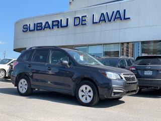 Used 2017 Subaru Forester 2.5i Commodité ** Caméra de recul ** for sale in Laval, QC