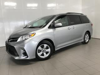 Used 2019 Toyota Sienna LE, 8 Places, A/C, CAM, MAGS for sale in Montréal, QC