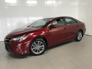 Used 2015 Toyota Camry SE, A/C, CAM, MAGS, Sieges Chauffants for sale in Montréal, QC