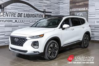 Used 2019 Hyundai Santa Fe Ultimate for sale in Laval, QC