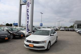 Used 2016 Volkswagen Jetta 1.4 TSI Trendline+ for sale in Whitby, ON