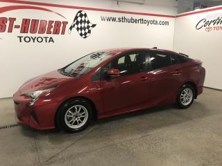 Used 2016 Toyota Prius 2016 Toyota Prius HYBRIDEN LIFTBACK for sale in St-Hubert, QC