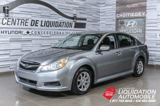 Used 2011 Subaru Legacy 2.5I for sale in Laval, QC