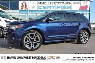 Used 2011 Ford Edge SPORT for sale in St-Léonard, QC