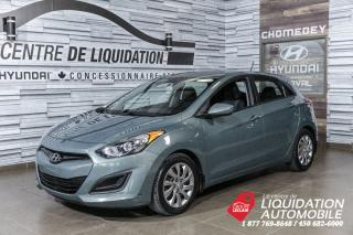 Used 2013 Hyundai Elantra GT GL for sale in Laval, QC