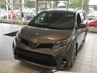 Used 2019 Toyota Sienna SE 8 Passagers for sale in Québec, QC