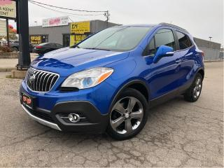 Used 2014 Buick Encore Convenience | Pwr Liftgate| Bluetooth | B/Up Camer for sale in St Catharines, ON