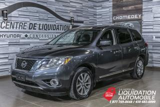 Used 2014 Nissan Pathfinder SL+AWD+CUIR+TOIT+MAGS for sale in Laval, QC
