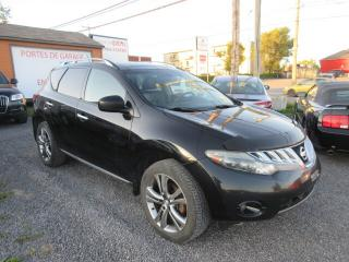 Used 2009 Nissan Murano 2009 Nissan Murano - AWD 4dr LE for sale in Beauport, QC