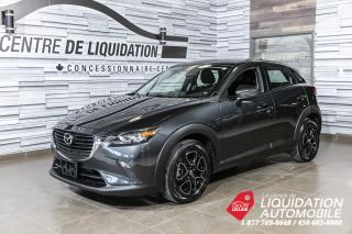 Used 2016 Mazda CX-3 GX+AWD for sale in Laval, QC