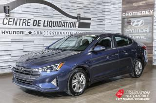 Used 2019 Hyundai Elantra Preferred for sale in Laval, QC
