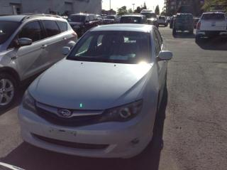 Used 2011 Subaru Impreza Berline 4 portes, boîte automatique, 2,5 for sale in Montréal, QC