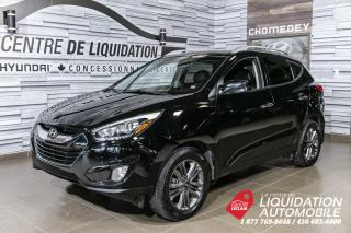 Used 2015 Hyundai Tucson GLS+AWD for sale in Laval, QC