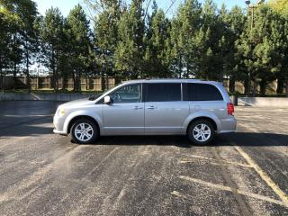 Used 2018 Dodge Grand Caravan Crew FWD for sale in Cayuga, ON