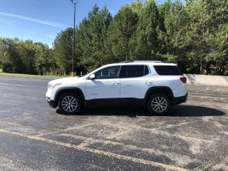 Used 2018 GMC Acadia SLE-2 AWD for sale in Cayuga, ON