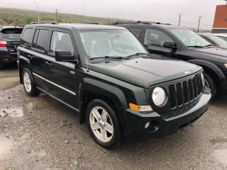 Used 2010 Jeep Patriot SPORT MANUELLE 4X4 **BAS PRIX** for sale in Rivière-Du-Loup, QC