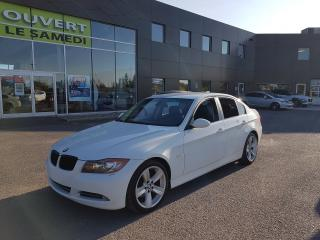 Used 2008 BMW 3 Series 328xi AWD, mags, cuir, banc chauffant, for sale in Chambly, QC