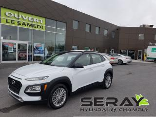 Used 2019 Hyundai KONA 2.0L Preferred FWD, mags, apps, camera de recul for sale in Chambly, QC