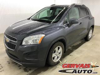 Used 2013 Chevrolet Trax LT MAGS CAMÉRA DE RECUL BLUETOOTH for sale in Trois-Rivières, QC