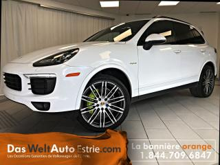 Used 2017 Porsche Cayenne S, Cuir, Toit, GPS, Automatique for sale in Sherbrooke, QC