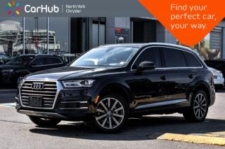 Used 2017 Audi Q7 2.0T Progressiv|7-Seater|HUD|Backup.Cam|Bluetooth|Heat.Seats|Keyless.Go| for sale in Thornhill, ON