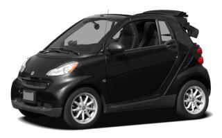 Used 2010 Smart fortwo PASSION for sale in Coquitlam, BC