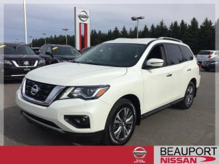 Used 2019 Nissan Pathfinder SV TECH 4WD ***NAVIGATION*** for sale in Ste-Foy, QC