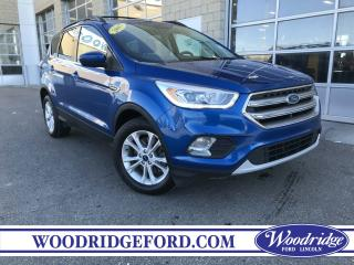 Used 2017 Ford Escape $134/bw +GST***PRICE REDUCED*** 2.0L, HEATED CLOTH SEATS, NO ACCIDENTS for sale in Calgary, AB