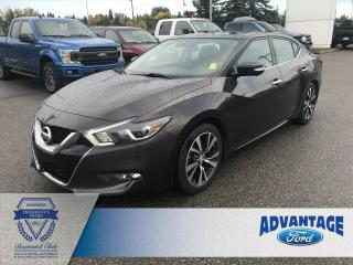 Used 2017 Nissan Maxima Platinum One Owner - Leather for sale in Calgary, AB