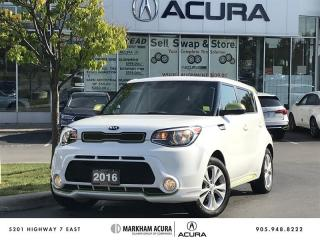 Used 2016 Kia Soul Energy Rare 1 of 500, Heated Seats, Green Accents for sale in Markham, ON