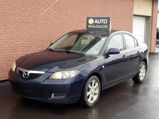 Used 2009 Mazda MAZDA3 THIS WHOLESALE CAR WILL BE SOLD AS-TRADED! INQUIRE FOR MORE! for sale in Charlottetown, PE