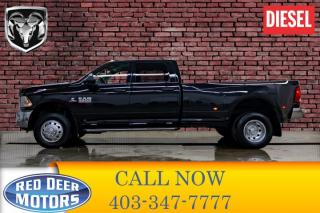 Used 2017 RAM 3500 SLT Dually for sale in Red Deer, AB