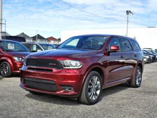 Used 2019 Dodge Durango GT AWD *CUIR*TOIT*DVD*GPS* for sale in Brossard, QC
