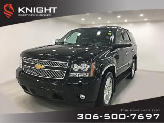 Used 2010 Chevrolet Tahoe LTZ | Leather | Sunroof | Navigation | DVD for sale in Regina, SK