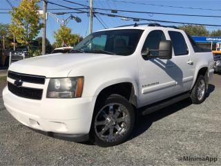 Used 2007 Chevrolet Avalanche 4wd, LS for sale in Drummondville, QC