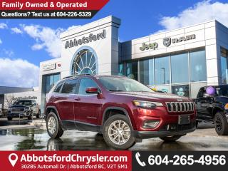 Used 2019 Jeep Cherokee North *ACCIDENT FREE* for sale in Abbotsford, BC