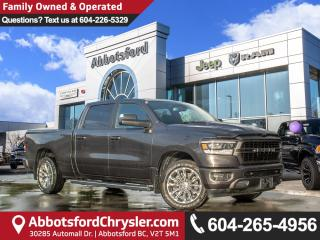 Used 2019 RAM 1500 Sport *ACCIDENT FREE* for sale in Abbotsford, BC