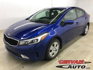 Used 2017 Kia Forte BLUETOOTH A/C CAMÉRA DE RECUL SIÈGES CHAUFFANTS for sale in Shawinigan, QC