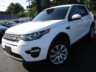 Used 2016 Land Rover Discovery Sport DISCOVERY SPORT SE | 69,000KM | ONE OWNER ||| for sale in Burlington, ON