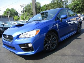 Used 2017 Subaru WRX WRX | 24,000KMS | ONE OWNER | AUTOMATIC | AWD !! for sale in Burlington, ON