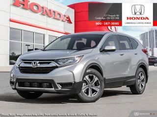 Used 2019 Honda CR-V LX for sale in Cambridge, ON