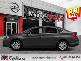 Used 2019 Nissan Sentra S CVT  - $124 B/W for sale in Orleans, ON