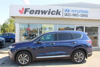 Used 2019 Hyundai Santa Fe LUXURY AWD 2.0T for sale in Sarnia, ON