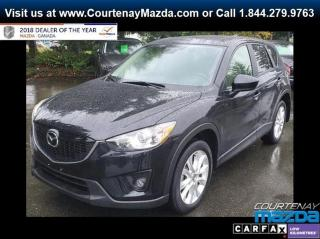 Used 2014 Mazda CX-5 GT AWD at for sale in Courtenay, BC
