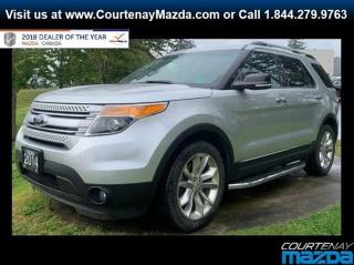 Used 2014 Ford Explorer LIMITED for sale in Courtenay, BC