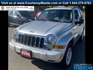 Used 2006 Jeep Liberty 4dr LIMITED for sale in Courtenay, BC