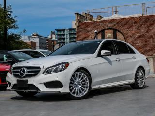 Used 2014 Mercedes-Benz E-Class E250 BLUETECH|CLEAN CARFAX|LOW MILEAGE! for sale in Toronto, ON